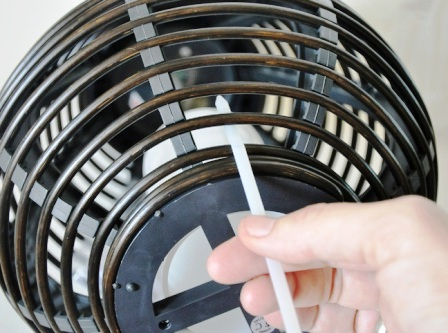 Как украсить лампу (4)