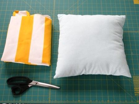 Наволочка на подушку своими руками (2)
