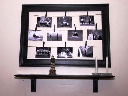Cамодельные рамки для фотографий (1)