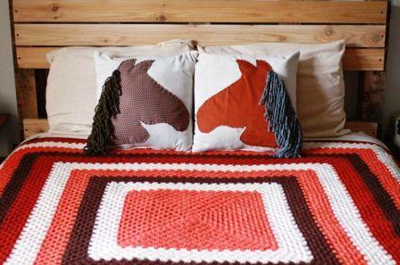 Диванные подушки своими руками (1)
