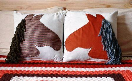 Диванные подушки своими руками (3)