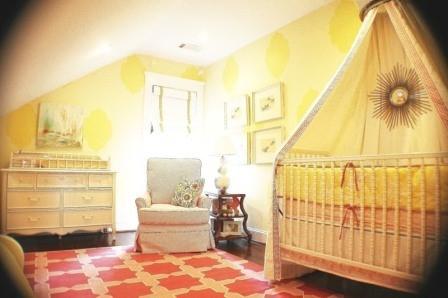 Идеи декора для детской комнаты (1)