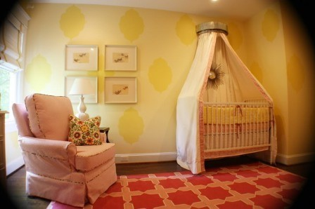 Идеи декора для детской комнаты1