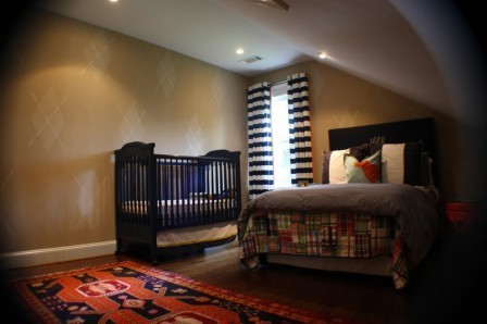 Идеи декора для детской комнаты93