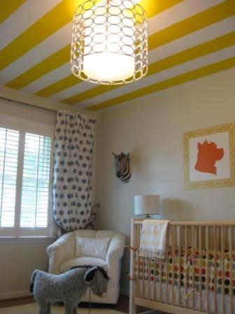 Идеи декора для детской комнаты96