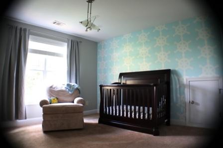 Идеи декора для детской комнаты (24)