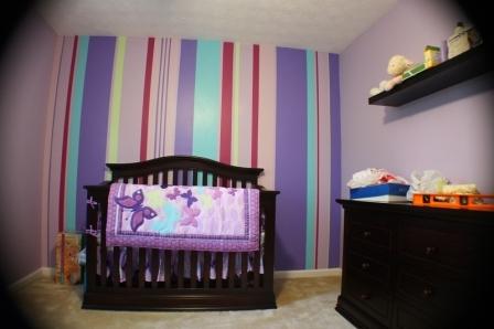 Идеи декора для детской комнаты (29)