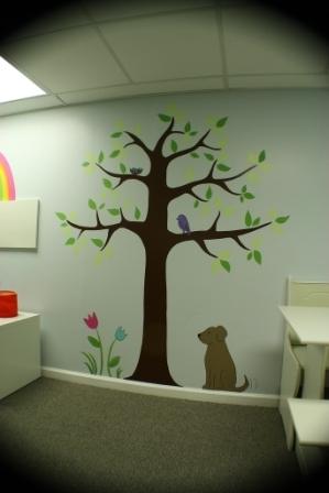Идеи декора для детской комнаты9992