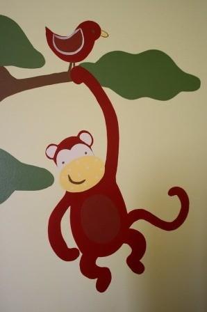 Идеи декора для детской комнаты9994