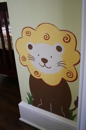 Идеи декора для детской комнаты9996