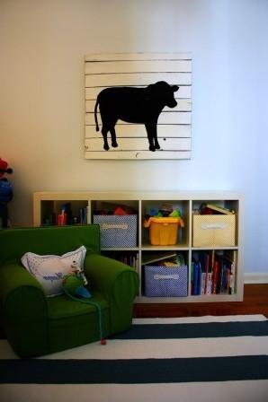 Идеи декора для детской комнаты (40)