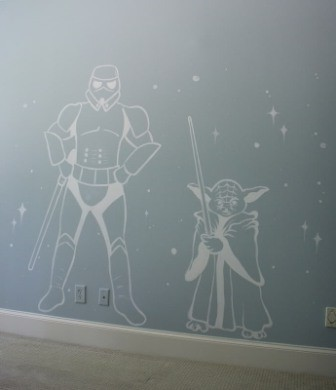 Идеи декора для детской комнаты (45)