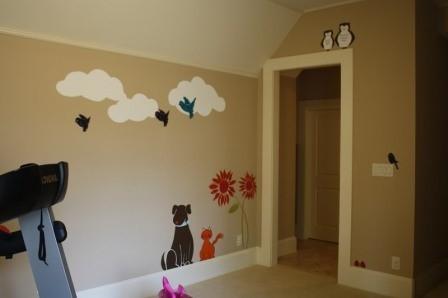 Идеи декора для детской комнаты (47)