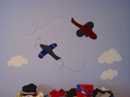Идеи декора для детской комнаты99999961