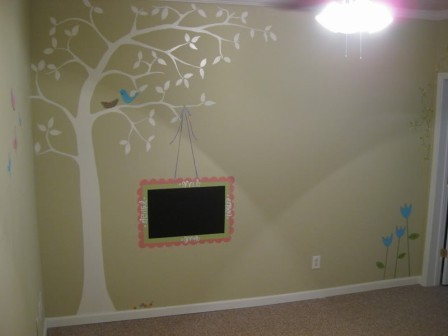 Идеи декора для детской комнаты9999998