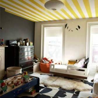 Идеи для оформления потолка (51)