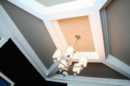 Идеи для оформления потолка8