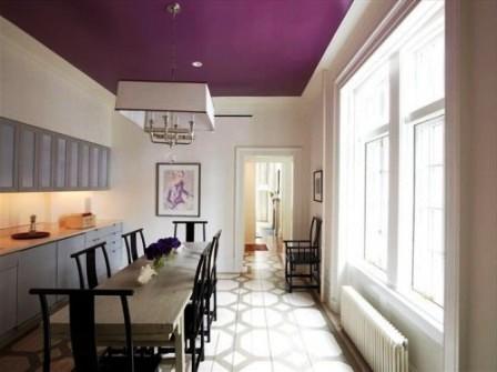 Идеи для оформления потолка (3)