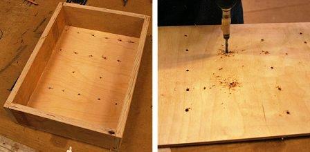 Как сделать из стула кресло (5)