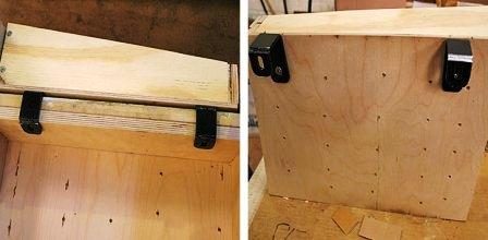 Как сделать из стула кресло (9)