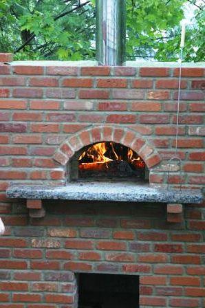 Печь для пиццы своими руками (14)