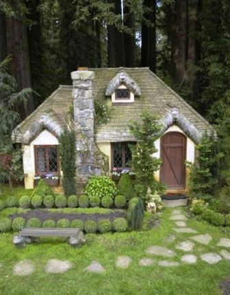 сказочный домик 6