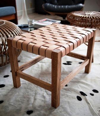Как сделать плетеный стул (1)