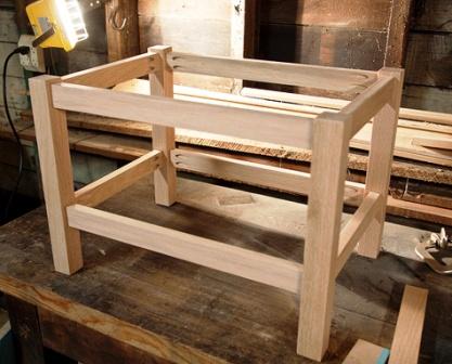 Как сделать плетеный стул (6)
