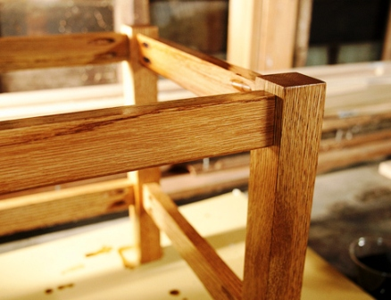 Как сделать плетеный стул (7)