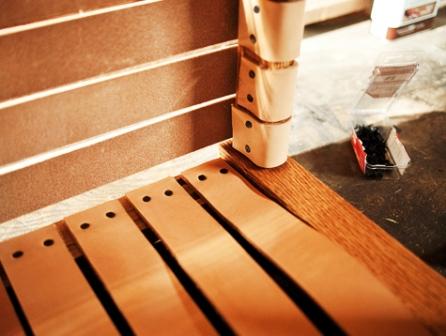 Как сделать плетеный стул (8)