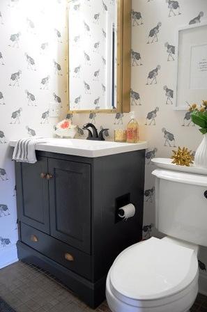 Как сделать ремонт в туалете (3)