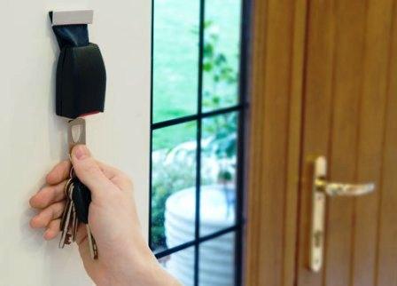 Вешалка для ключей своими руками (15)