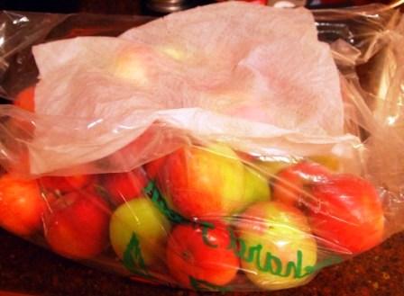 Как хранить яблоки (1)