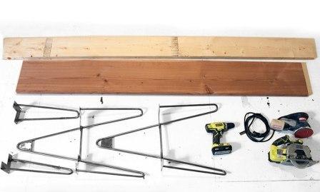 Как сделать скамейку своими руками (1)