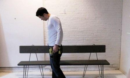 Как сделать скамейку своими руками (7)