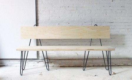 Как сделать скамейку своими руками (10)
