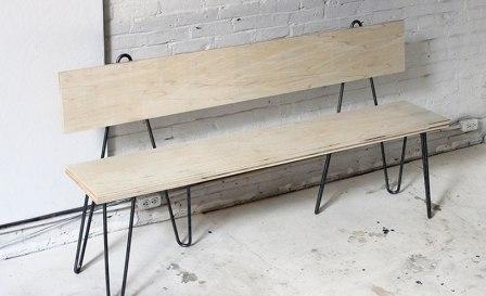 Как сделать скамейку своими руками (11)