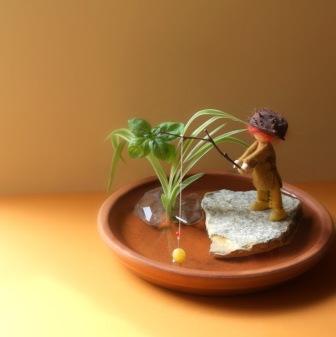 Декоративная композиция - лето (1)