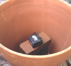 Как сделать мини фонтан (6)