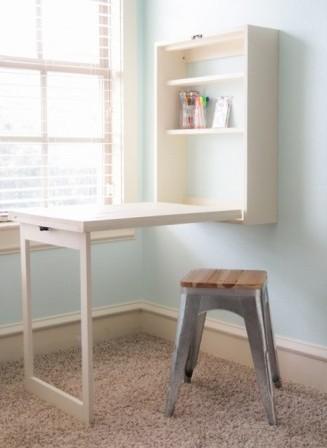 Компактная мебель-трансформер для кухни и спальни 57