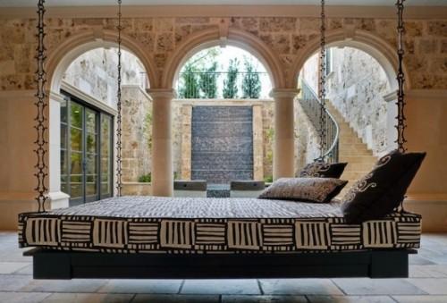 подвесная кровать 4