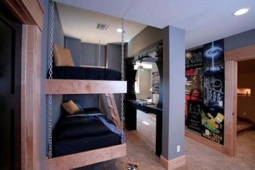 подвесная кровать 5