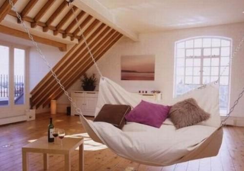 подвесная кровать 7