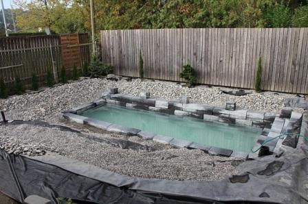 Как сделать бассейн своими руками 11