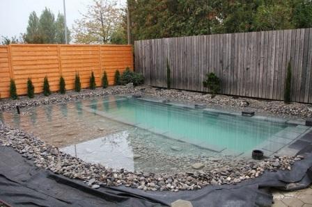 Как сделать бассейн своими руками 12