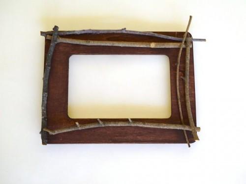 Эко рамка для фото 4