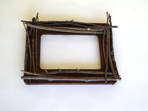 Эко рамка для фото 5