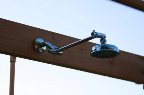 дачный душ с подогревом 8