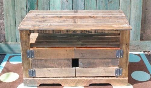 мебель из паллет 27