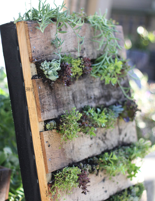 вертикальное озеленение конструкции